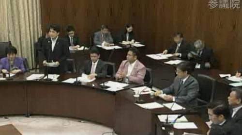 6/12 内閣委員会での質疑
